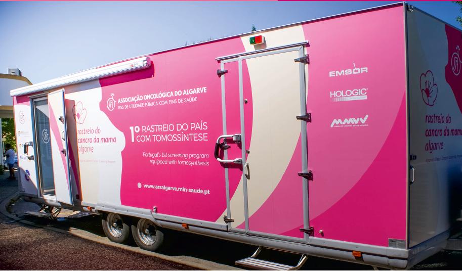 ARS Algarve promove Rastreio do Cancro da Mama no concelho de Lagos