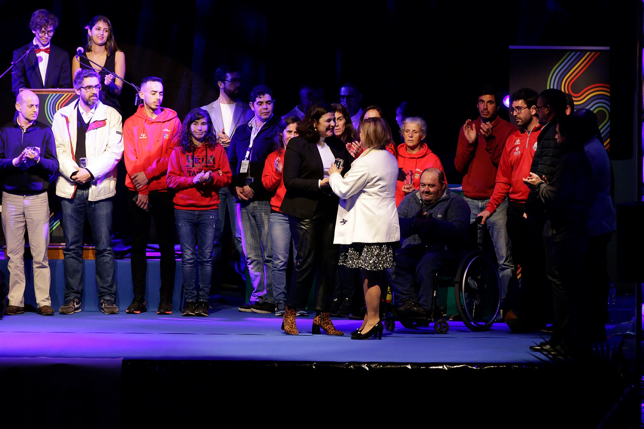 ACeS Sotavento recebeu Prémio Alto Prestigio_Entidade na Gala do Desporto de Tavira