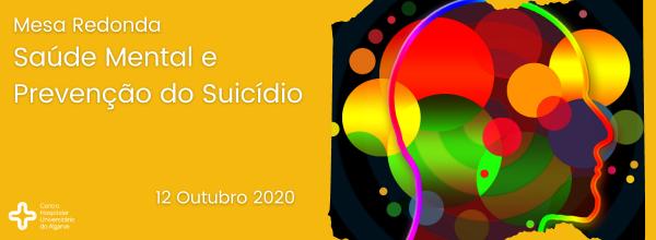 CHUA promove mesa redonda sobre Saúde Mental e Prevenção do Suicídio